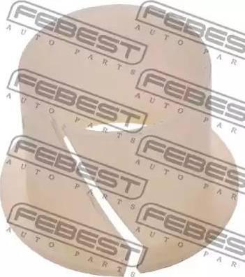 Febest NSB059 - Втулка, важіль поворотного кулака autozip.com.ua