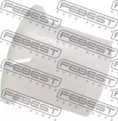 Febest NSB-058 - Втулка, важіль поворотного кулака autozip.com.ua