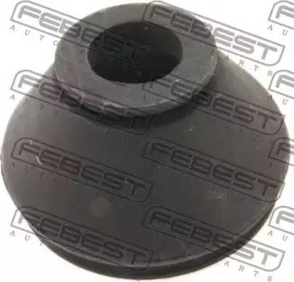 Febest TTB-002 - Ремкомплект, наконечник поперечної рульової тяги autozip.com.ua