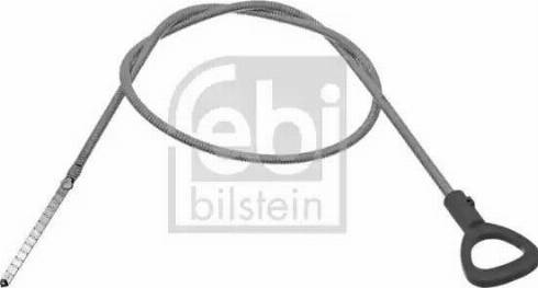 Febi Bilstein 49581 - Покажчик рівня масла, автоматична коробка передач autozip.com.ua