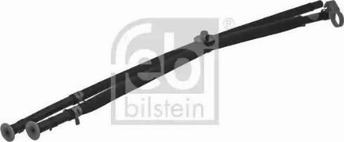 Febi Bilstein 45777 - Шлангопровод, регенерація сажі / часткового фільтра autozip.com.ua