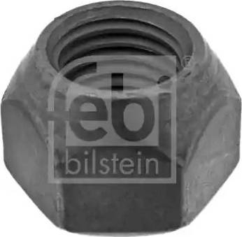 Febi Bilstein 46705 - Гайка кріплення колеса autozip.com.ua