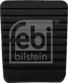 Febi Bilstein 05219 - Накладка на педаль, педаль зчеплення autozip.com.ua