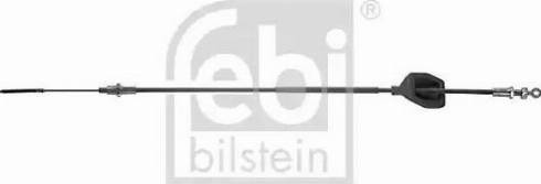 Febi Bilstein 08914 - Трос, автоматична коробка передач autozip.com.ua