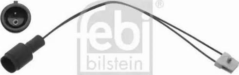 Febi Bilstein =08045 - Сигналізатор, знос гальмівних колодок autozip.com.ua