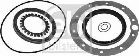 Febi Bilstein 08004 - Комплект прокладок, планетарна колісна передача autozip.com.ua