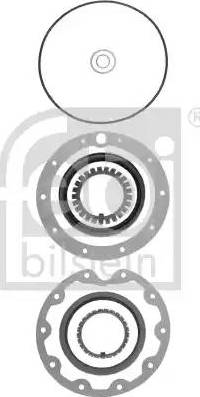 Febi Bilstein 08864 - Комплект прокладок, планетарна колісна передача autozip.com.ua