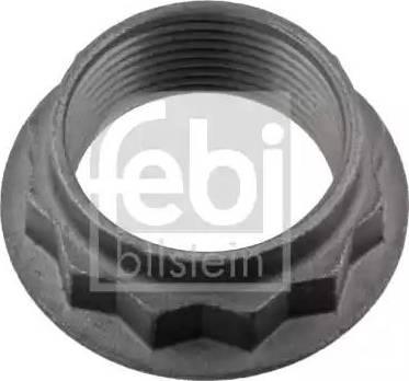 Febi Bilstein 08730 - Гайка, конічне колесо autozip.com.ua