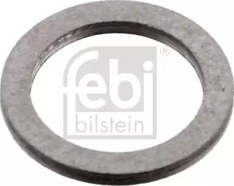 Febi Bilstein 07106 - Кільце ущільнювача, нарізна пробка мастилозливного  отвору autozip.com.ua