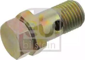 Febi Bilstein 15193 - Клапан, паливна система autozip.com.ua