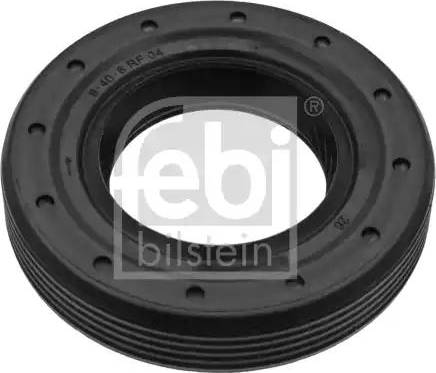 Febi Bilstein 100451 - Ущільнене кільце, ступінчаста коробка передач autozip.com.ua