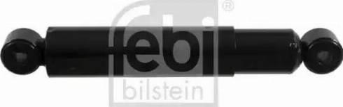 Febi Bilstein 11719 - Гаситель, кріплення кабіни autozip.com.ua