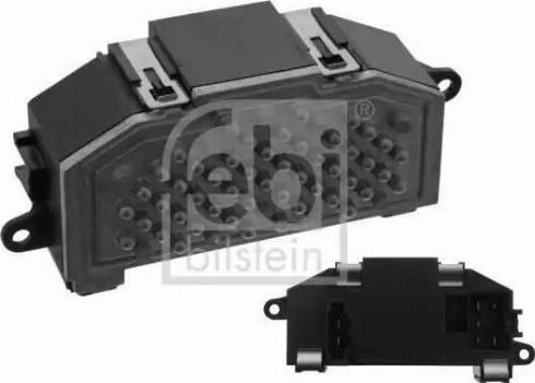 Febi Bilstein 39753 - Блок управління, опалення / вентиляція autozip.com.ua