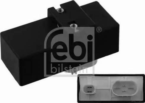 Febi Bilstein 39739 - Блок управління, ел.  вентилятор (охолодження двигуна) autozip.com.ua