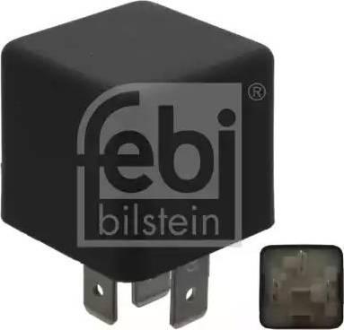 Febi Bilstein 35475 - Реле аварійною світловою сигналізація autozip.com.ua