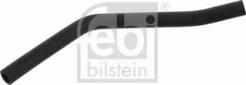 Febi Bilstein 33534 - Гідравлічний шланг, рульове управління autozip.com.ua