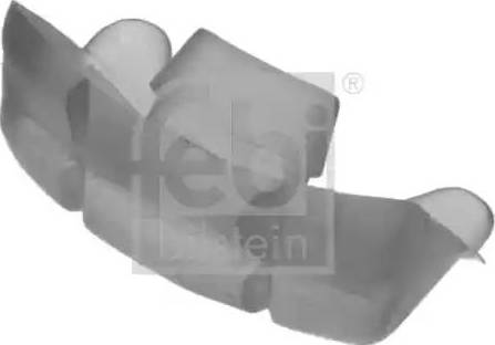 Febi Bilstein 37968 - Регулювальний елемент, регулювання сидіння autozip.com.ua