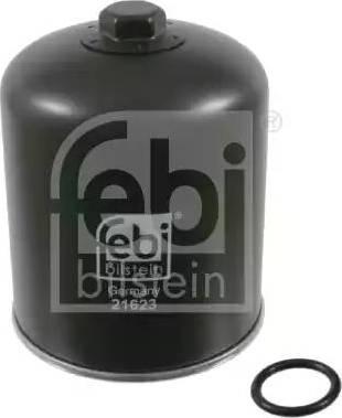 Febi Bilstein 21623 - Патрон осушувача повітря, пневматична система autozip.com.ua