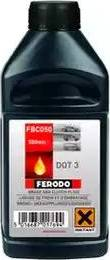 Ferodo FBC050 - Гальмівна рідина autozip.com.ua