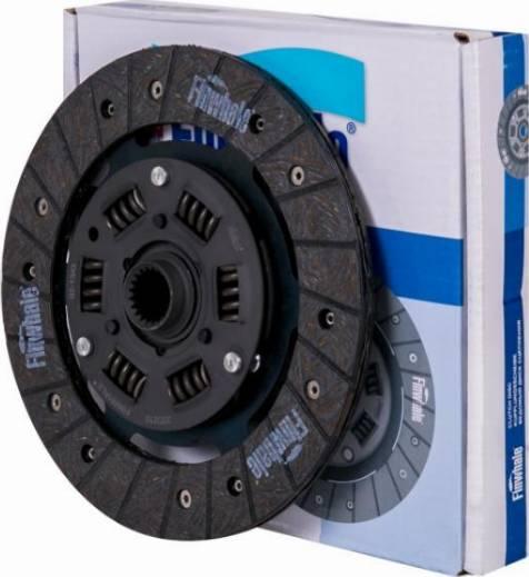 Finwhale 20D210 - Комплект зчеплення autozip.com.ua