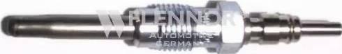 Flennor FG9105 - Свічка розжарювання autozip.com.ua