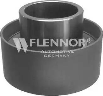 Flennor FS61299 - Натяжна ролик, ремінь ГРМ autozip.com.ua