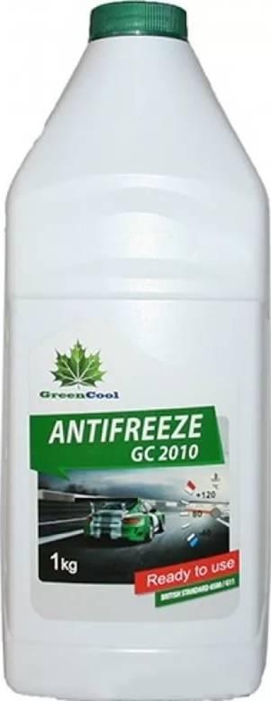Greencool 791951 - Антифриз autozip.com.ua
