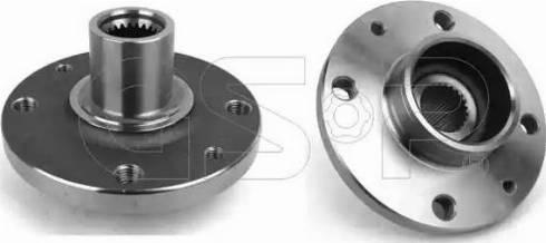 GSP 9423003 - Маточина колеса autozip.com.ua