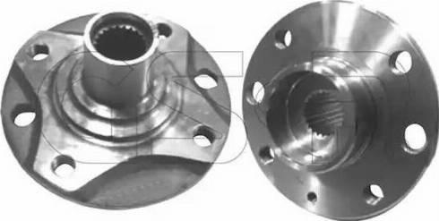 GSP 9422014 - Маточина колеса autozip.com.ua