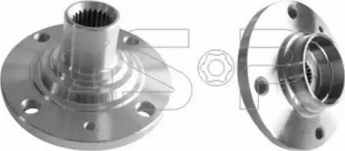 GSP 9422012 - Маточина колеса autozip.com.ua