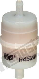Hengst Filter H452WK - Повітряний фільтр, компресор - підсмоктування повітря autozip.com.ua