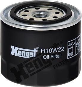 Hengst Filter H10W22 - Гідрофільтри, автоматична коробка передач autozip.com.ua