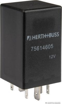 Herth+Buss Elparts 75614605 - Реле, кондиціонер autozip.com.ua