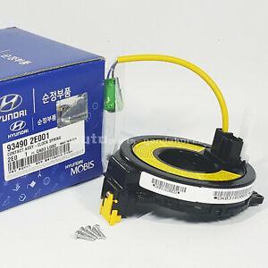 Hyundai 934902E001 - Вита пружина, подушка безпеки autozip.com.ua