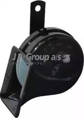 JP Group 1199500100 - Звуковий сигнал autozip.com.ua