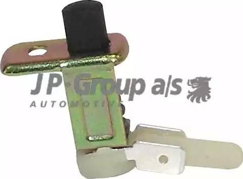 JP Group 1196500500 - Вимикач, контакт двері autozip.com.ua