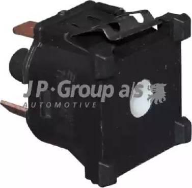 JP Group 1196800100 - Вимикач вентилятора, опалення / вентиляція autozip.com.ua