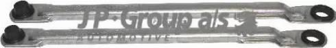 JP Group 1198150210 - Система тяг і важелів приводу склоочисника autozip.com.ua