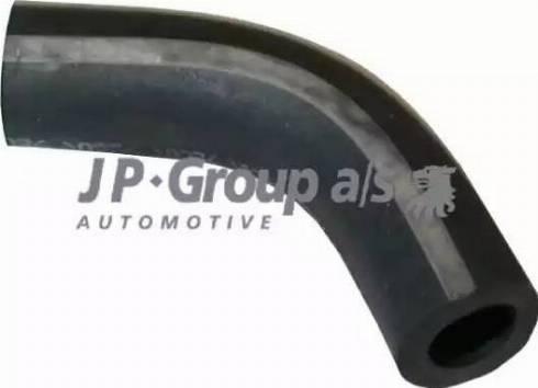 JP Group 1161850500 - Вакуумний провід, підсилювач гальмівного механізму autozip.com.ua