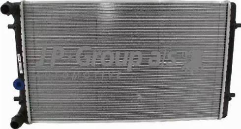JP Group 1114205500 - Радіатор, охолодження двигуна autozip.com.ua