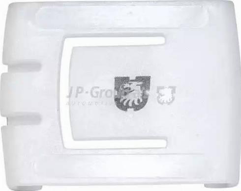 JP Group 1189800200 - Регулювальний елемент, регулювання сидіння autozip.com.ua