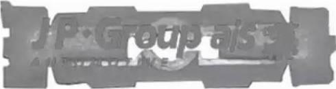 JP Group 1186551500 - Комплект облицювання / захисної накладки autozip.com.ua