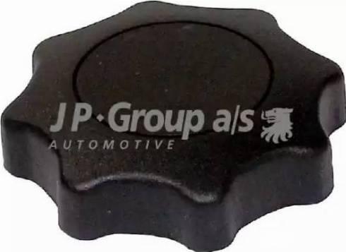 JP Group 1188000900 - Поворотна ручка, регулювання спинки сидіння autozip.com.ua
