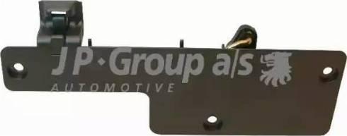 JP Group 1188000500 - Замок речового ящика autozip.com.ua