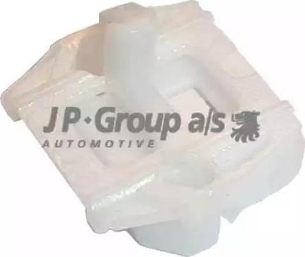 JP Group 1188150480 - Підйомний пристрій для вікон autozip.com.ua