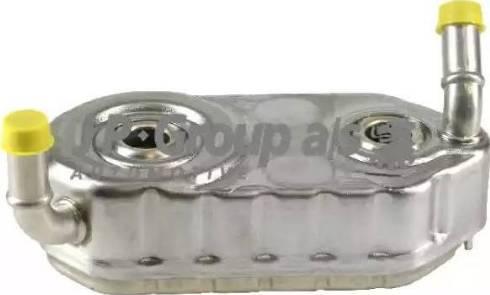JP Group 1133000400 - Масляний радіатор, ступінчаста коробка передач autozip.com.ua