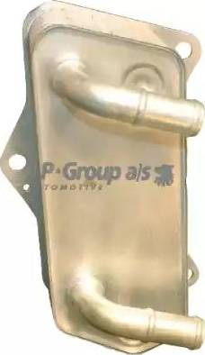 JP Group 1133000500 - Масляний радіатор, ступінчаста коробка передач autozip.com.ua