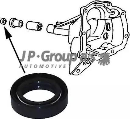 JP Group 1132102200 - Ущільнене кільце, ступінчаста коробка передач autozip.com.ua