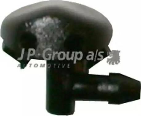 JP Group 1298700300 - Розпилювач води для чищення, система очищення вікон autozip.com.ua