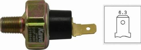 Kavo Parts EOP-4003 - Датчик тиску масла autozip.com.ua
